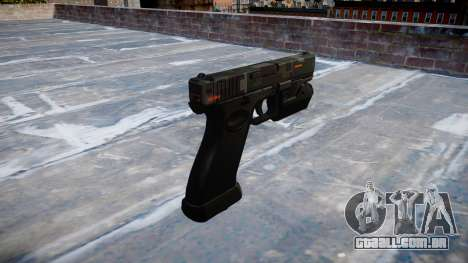 Pistola Glock de 20 ce digital para GTA 4 segundo screenshot