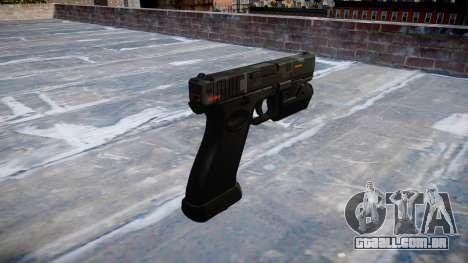 Pistola Glock de 20 ce digital para GTA 4 segundo screenshot