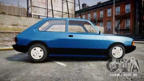 Fiat 147 Spazio-TR para GTA 4 esquerda vista