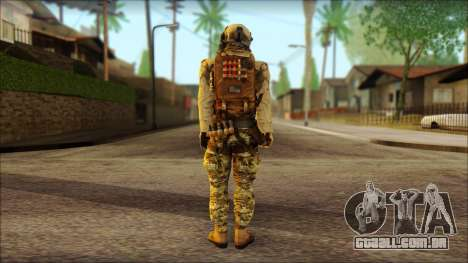 USAss from BF4 para GTA San Andreas segunda tela