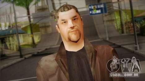 Russian Mafia Skin para GTA San Andreas terceira tela
