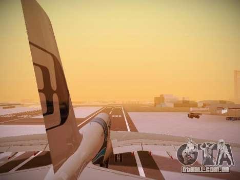 Airbus A380-800 Malaysia Airlines para GTA San Andreas
