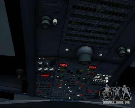 Airbus A330-300 Emirates para o motor de GTA San Andreas