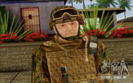 Soldados do Exército dos EUA (ArmA II) 2 para GTA San Andreas terceira tela
