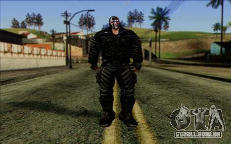 Bane from Batman: Arkham Origins para GTA San Andreas