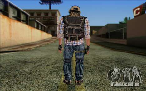 Tanny from ArmA II: PMC para GTA San Andreas segunda tela