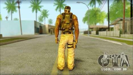 50 Cent para GTA San Andreas segunda tela
