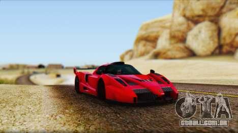 Graphic Unity V4 Final para GTA San Andreas