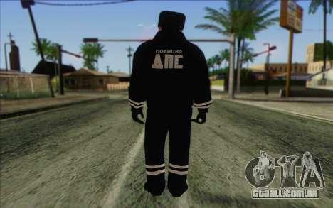DPS de Pele 1 para GTA San Andreas segunda tela