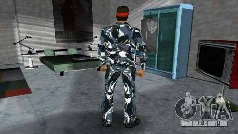 Camo Skin 17 para GTA Vice City segunda tela