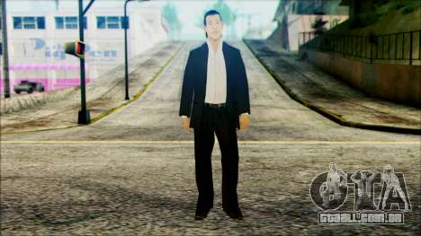 Triada from Beta Version para GTA San Andreas