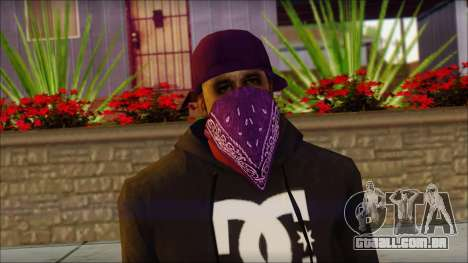 Plen Park Prims Skin 2 para GTA San Andreas terceira tela