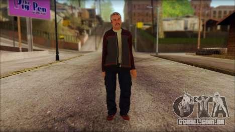 GTA 5 Ped 8 para GTA San Andreas