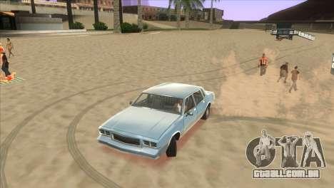 Bright ENB Series v0.1 Alpha by McSila para GTA San Andreas quinto tela