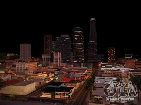 Novo ENBSeries por MC_Dogg para GTA San Andreas quinto tela