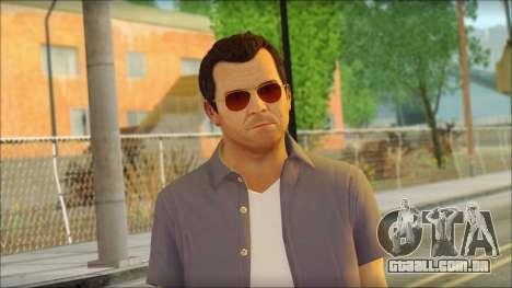 Michael De Santa para GTA San Andreas terceira tela