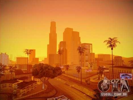 Novo ENBSeries por MC_Dogg para GTA San Andreas sétima tela