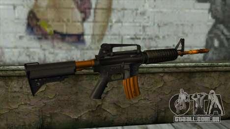 Nitro M4 para GTA San Andreas segunda tela