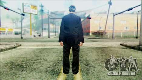 Farlie from Cutscene para GTA San Andreas segunda tela