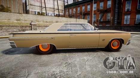 Declasse Voodoo Super Sport para GTA 4 esquerda vista