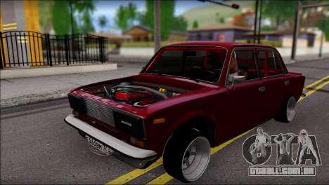 VAZ 2106 Esporte para GTA San Andreas