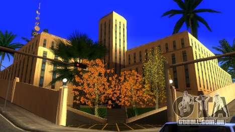 Texturas HD skate Park e hospital V2 para GTA San Andreas