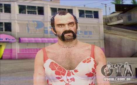 Trevor Phillips Skin v2 para GTA San Andreas terceira tela