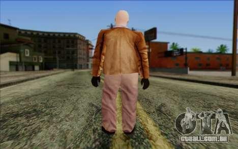 Russian Cats II Skin 6 para GTA San Andreas segunda tela
