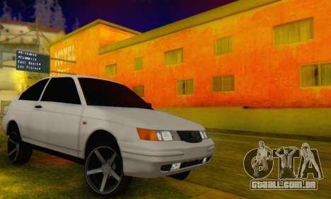 VAZ 2112 para GTA San Andreas