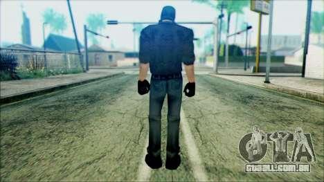 Manhunt Ped 18 para GTA San Andreas segunda tela