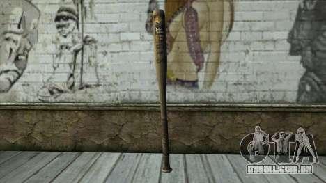 Vandal Euromaidan Style Bat para GTA San Andreas