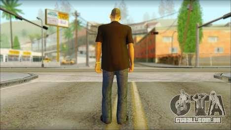 Italian Mafia Mobster para GTA San Andreas segunda tela
