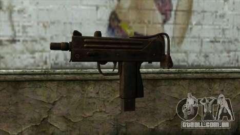 TheCrazyGamer Mac 10 para GTA San Andreas