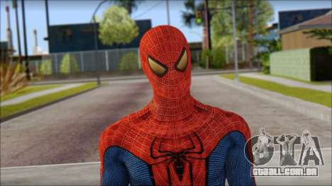 Standart Spider Man para GTA San Andreas terceira tela