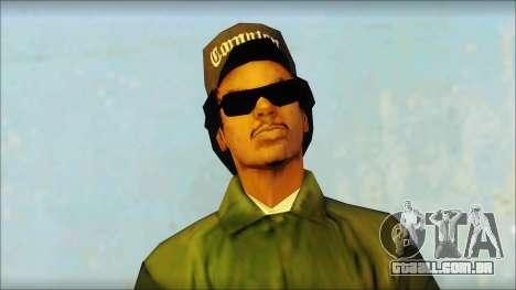 Eazy-E Green Skin v1 para GTA San Andreas terceira tela