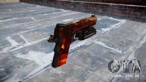 Arma Kimber 1911 Bacon para GTA 4 segundo screenshot