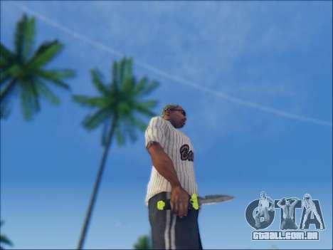 Dive para GTA San Andreas segunda tela