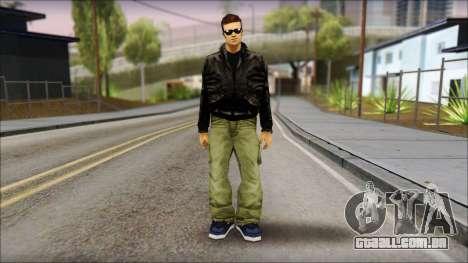 Shades Claude v1 para GTA San Andreas