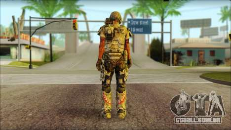 O próximo Capítulo (Aliens vs. Predator 2010) v2 para GTA San Andreas segunda tela
