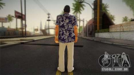 Vice City Style Ped para GTA San Andreas segunda tela