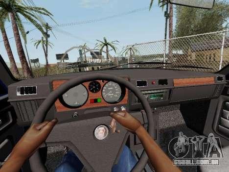 GAZ 31029 Volga para GTA San Andreas traseira esquerda vista