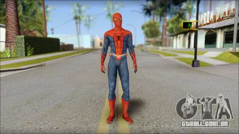 Standart Spider Man para GTA San Andreas