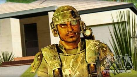 O próximo Capítulo (Aliens vs. Predator 2010) v2 para GTA San Andreas terceira tela