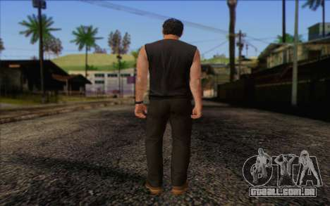 Trevor Phillips Skin v4 para GTA San Andreas segunda tela