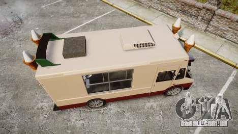 Brute Mr Tasty S para GTA 4 vista direita