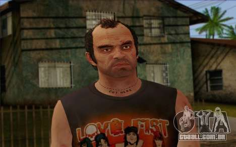 Trevor Phillips Skin v4 para GTA San Andreas terceira tela