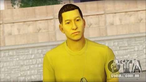 GTA 5 Soldier v1 para GTA San Andreas terceira tela