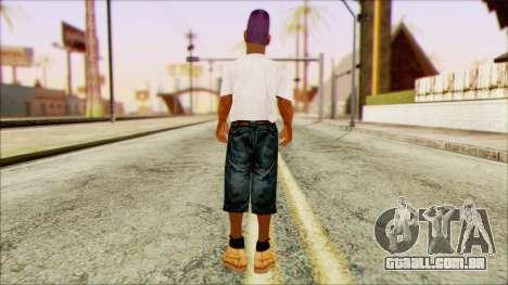 Anão para GTA San Andreas segunda tela
