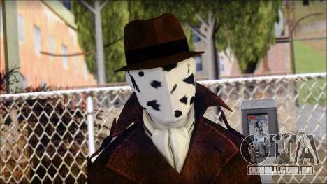 Staff Soldier para GTA San Andreas terceira tela