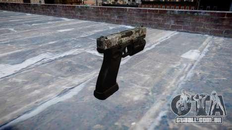 Pistola Glock de 20 ghotex para GTA 4 segundo screenshot